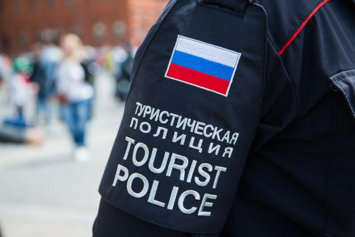Abzeichen der Touristenpolizei