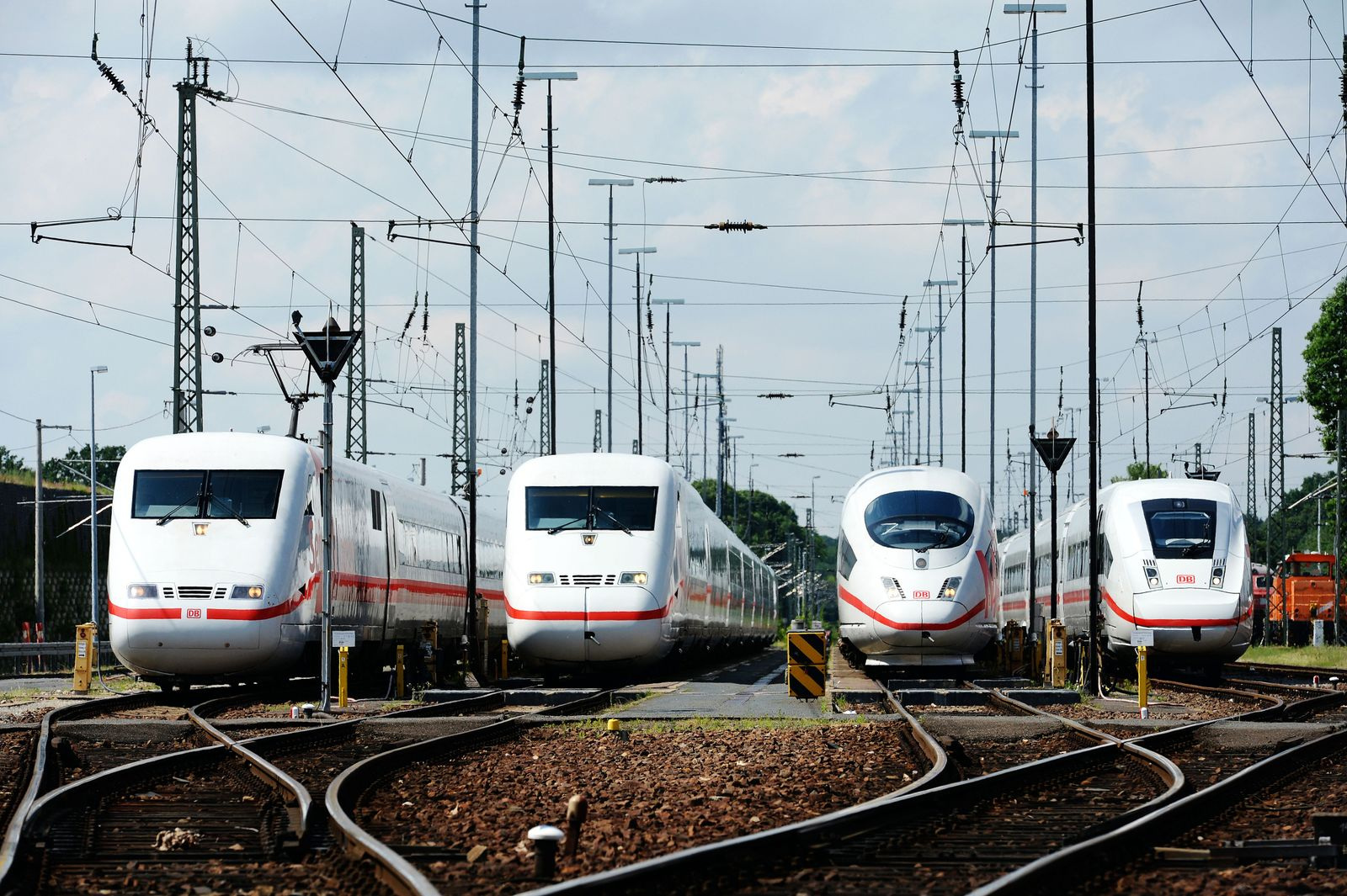 ICE der vierten Generation / Deutsche Bahn