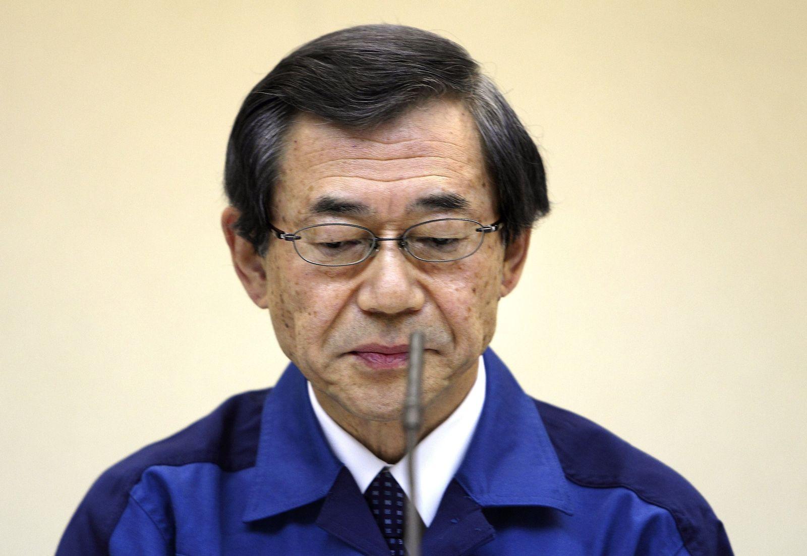Masataka Shimizu / Tepco