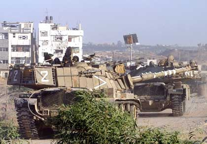 "Rafah: Armee ""gruppiert sich um"""