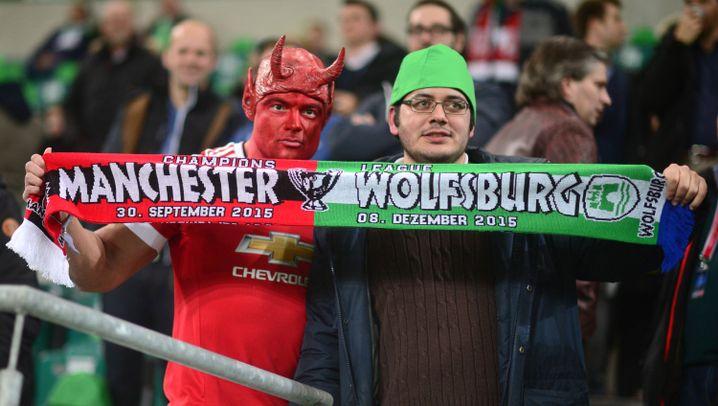 Champions League: Doppelter Naldo, unauffälliger Schweinsteiger