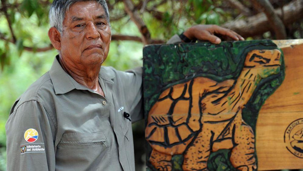 Galápagos-Inseln: Abschied vom einsamen George
