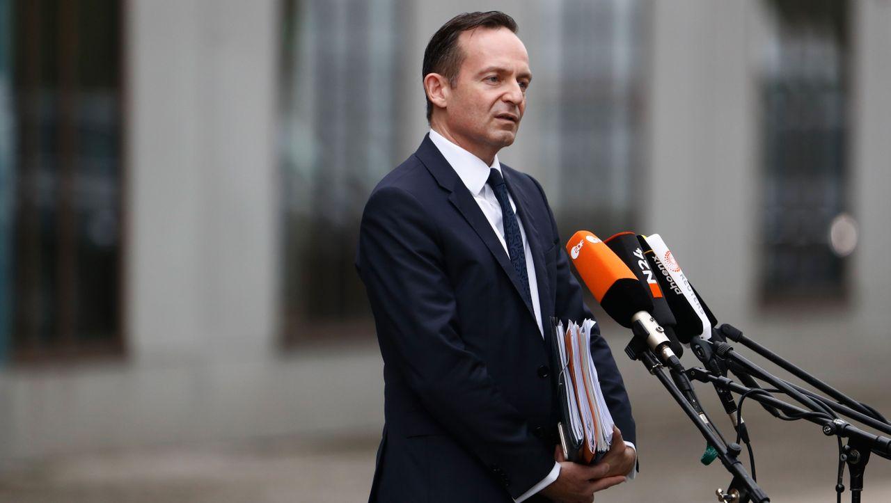 Neuer FDP-Generalsekretär Wissing: Lindners Ampelmann - DER SPIEGEL - Politik