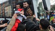 Erdogan winkt Flüchtlinge nach Europa durch