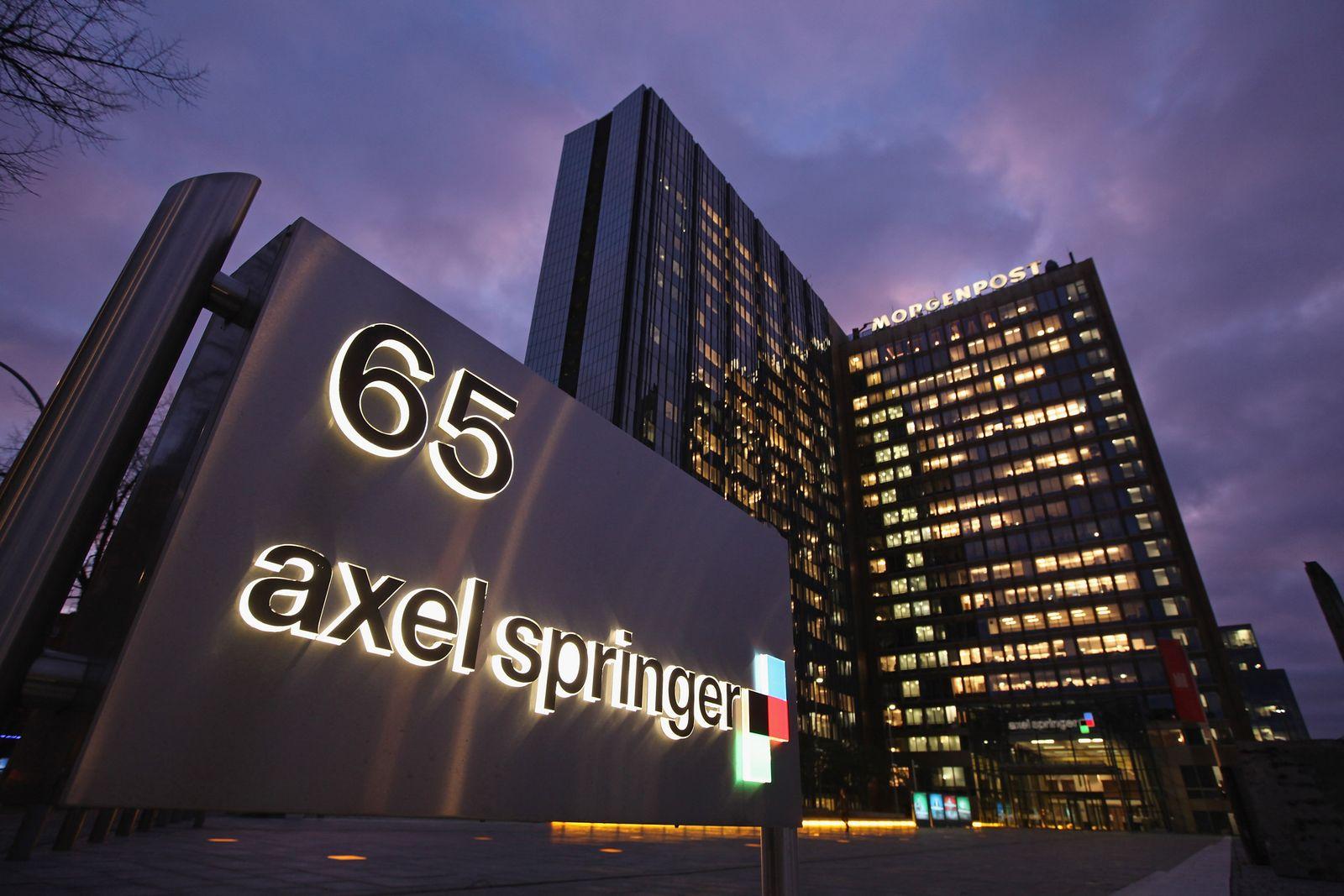 Axel Springer Berlin