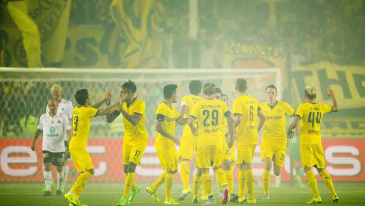 Dortmunds Sieg gegen Odds BK: Aufholjagd nach Horror-Start