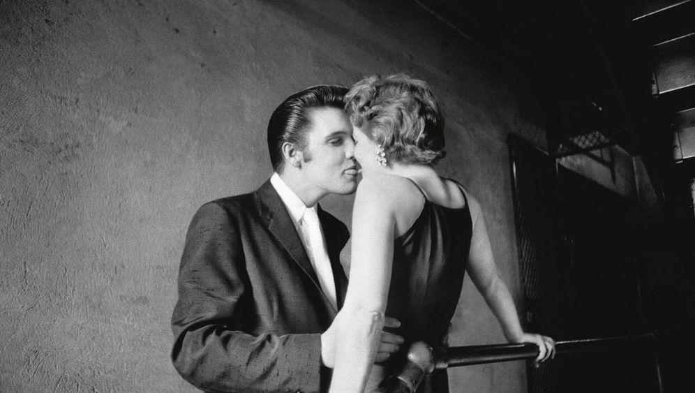 Wertheimer fotografierte Elvis: So intim wie historisch bedeutsam