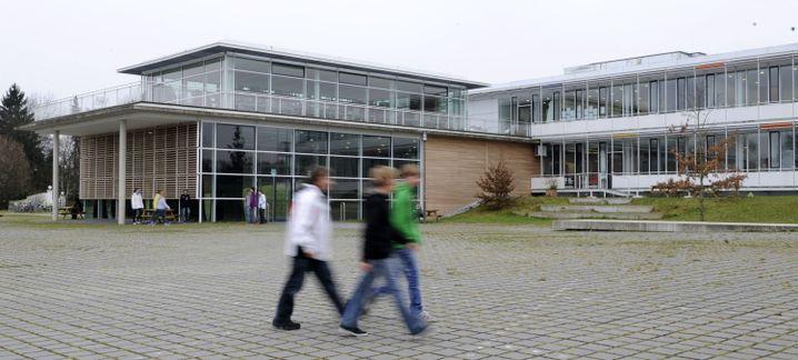 Schulhof (Symbolbild)