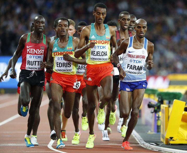 5000-Meter-Rennen von London