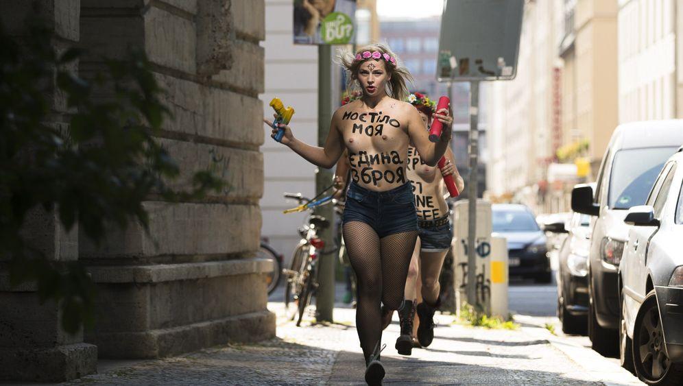 Femen: Die Waffen der Frauen