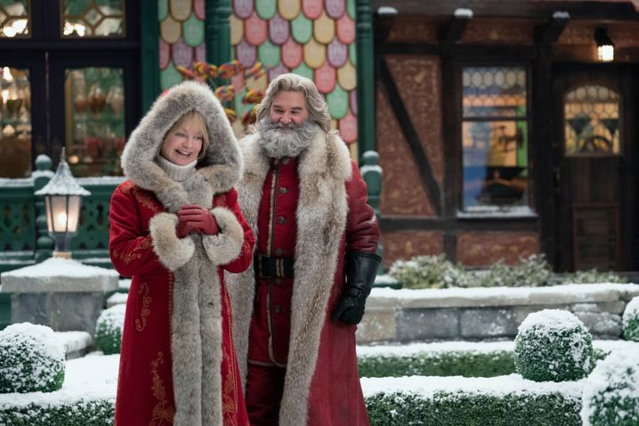 """The Christmas Chronicles 2"": Weihnachten mit Mr. und Mrs. Claus"