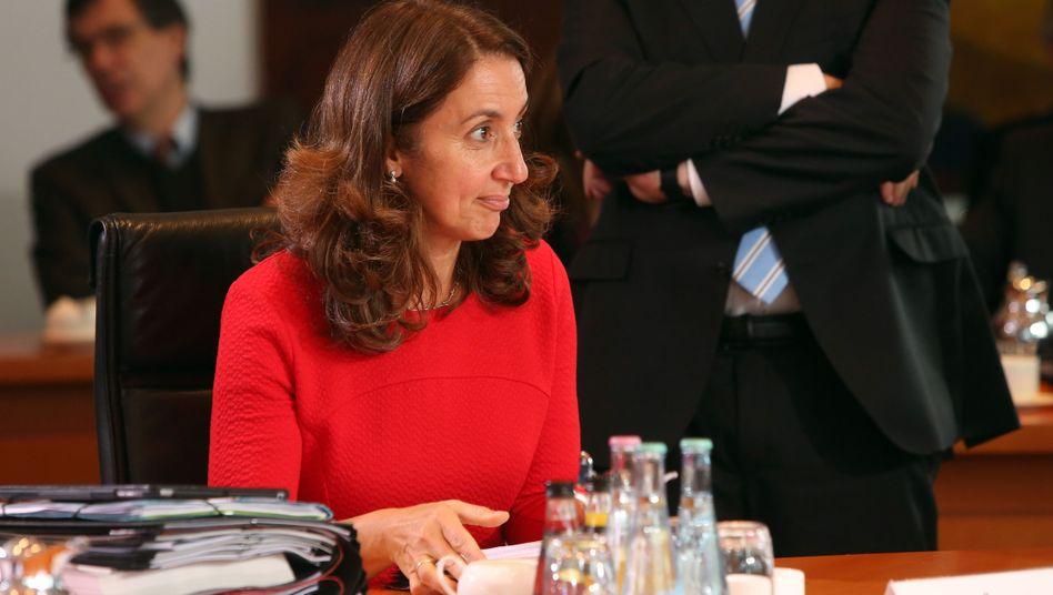 SPD-Politikerin Aydan Özoguz