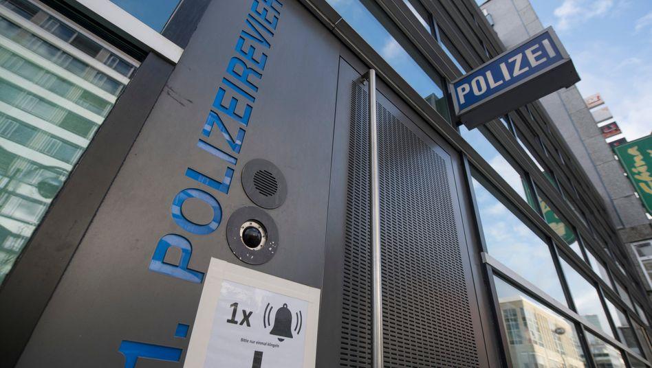 Polizeirevier in Frankfurt am Main