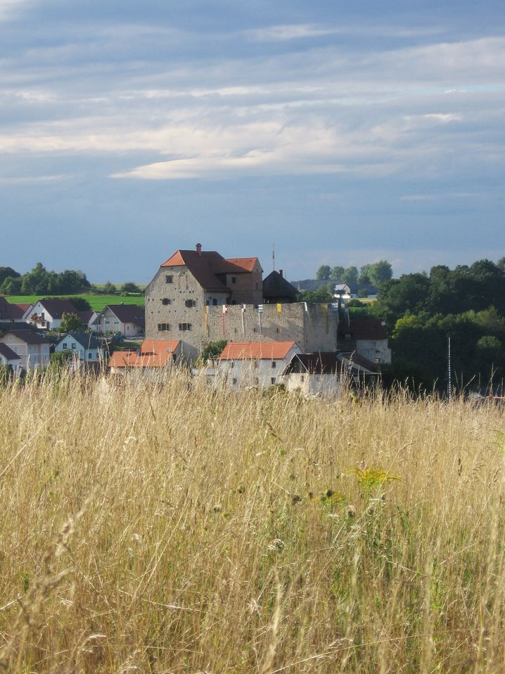 Wolfsegg in Bayern: Mittelalterliches Gemäuer mit Spukfaktor