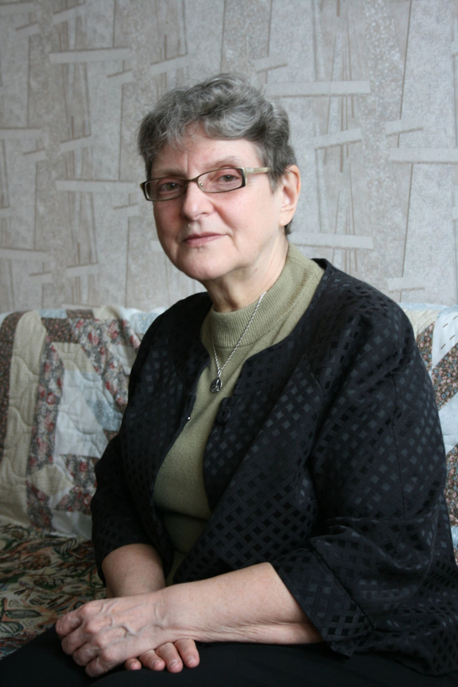 Friedensnobelpreis / Swetlana Gannuschkina