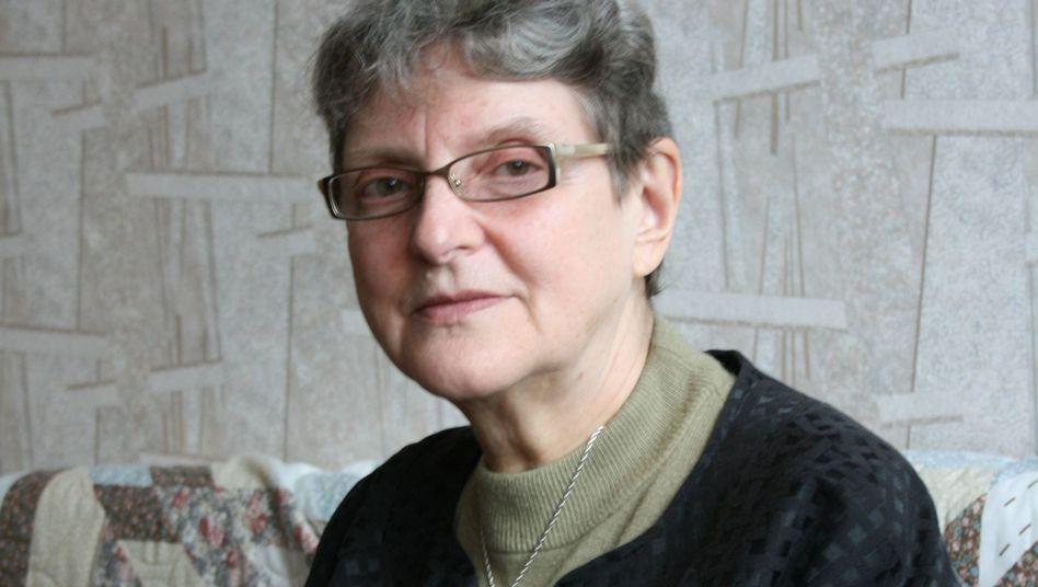 Swetlana Gannuschkina (Archiv)