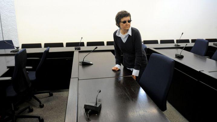 Mammut-Prozess: Schuldspruch für Ex-RAF-Terroristin Becker