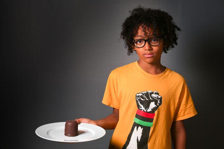 Lewis Otoo, 11, student, Berlin