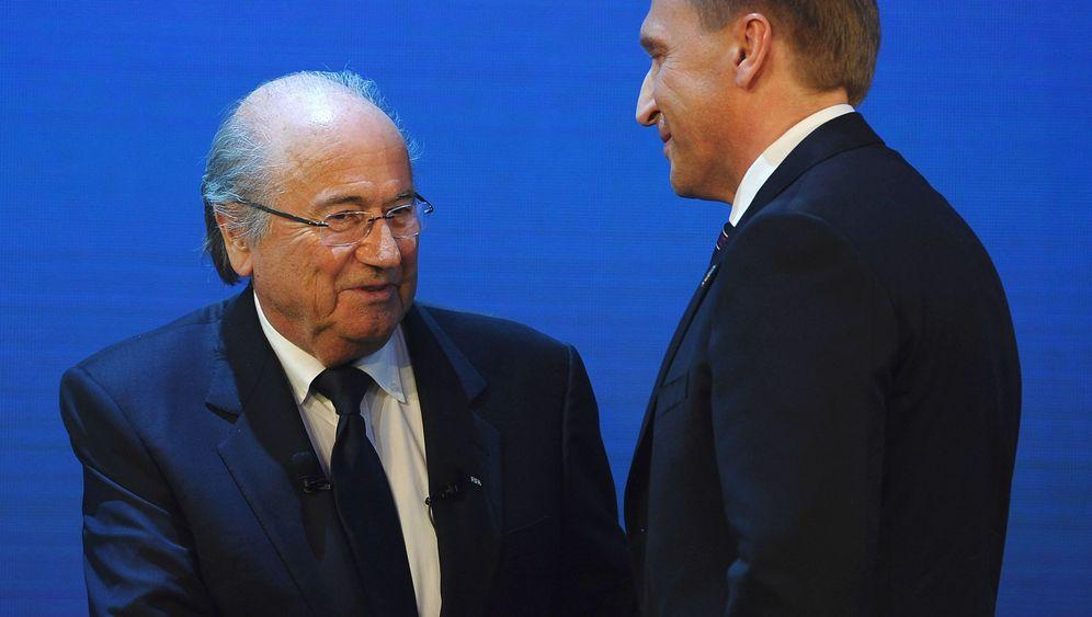 WM in Russland: Moskau lässt die Korken knallen