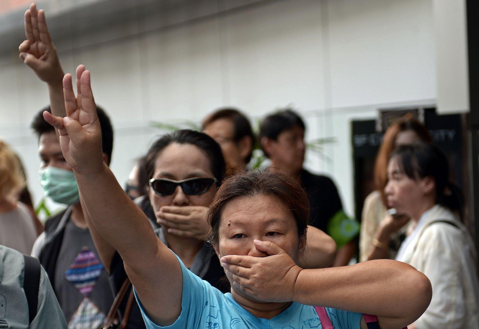 THAILAND-POLITICS-MILITARY-RIGHTS-FILES