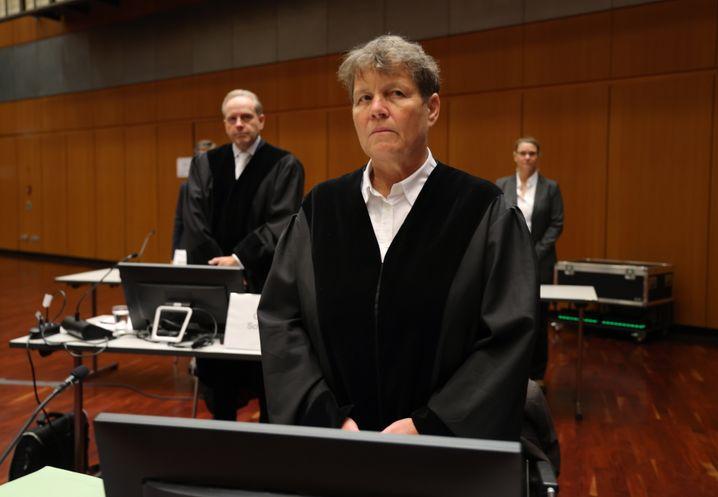 Oberstaatsanwältin Elke Hoppenworth