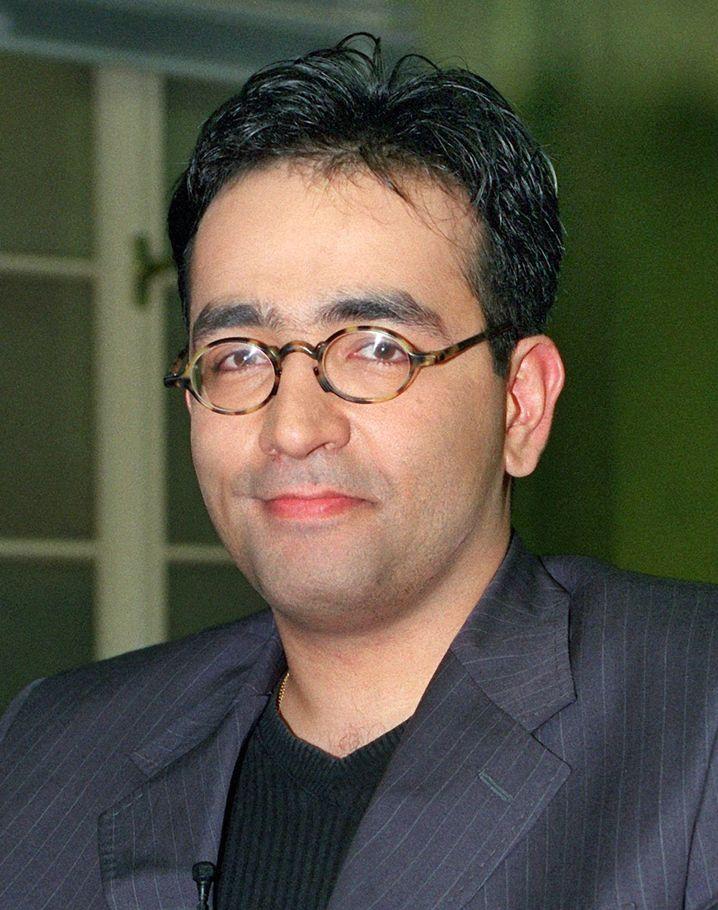 Grünen-Abgeordneter und Deutsch-Iraner: Omid Nouripour