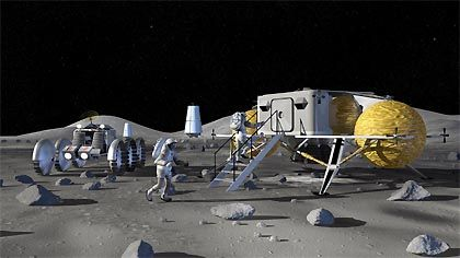 Lunar outpost or archive for humanity?