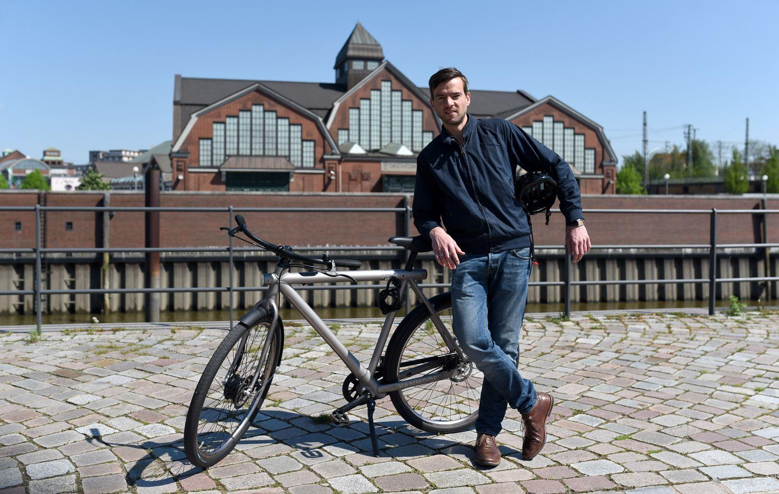 Fahrrad / Vanmoof Electrified S / Christoph Stockburger