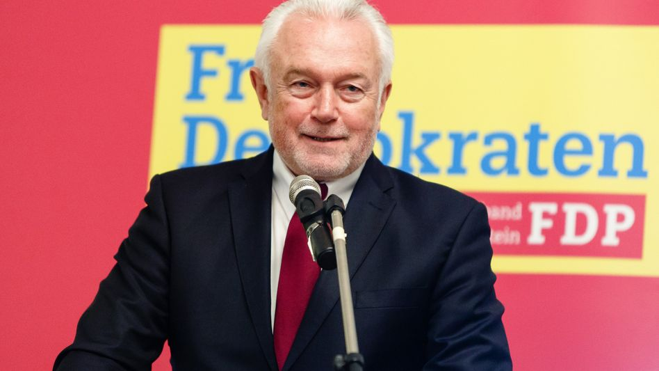 Bundestagsvizepräsident Wolfgang Kubicki (FDP)