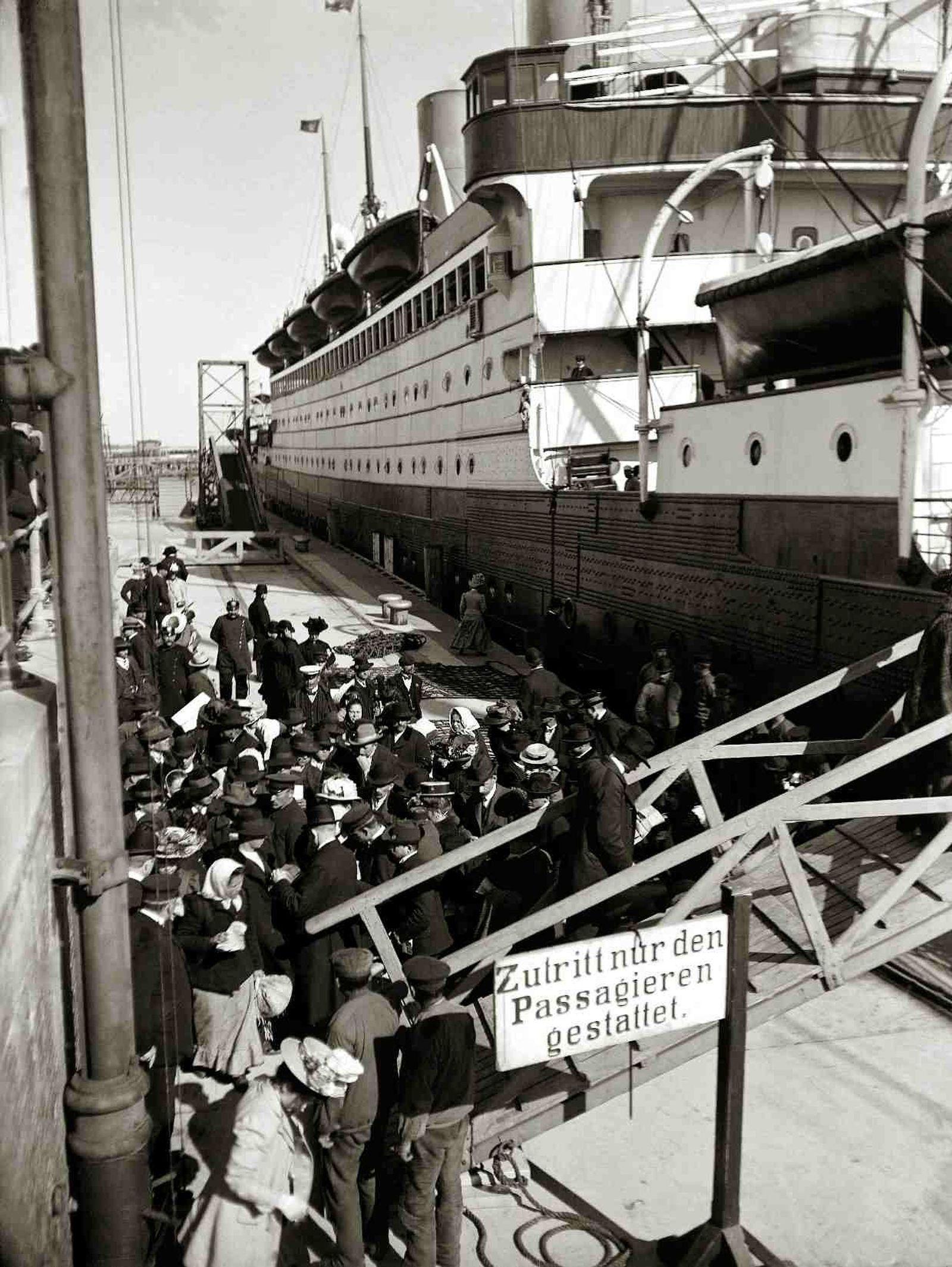 Geschichte der Wirtschaftsflüchtlinge