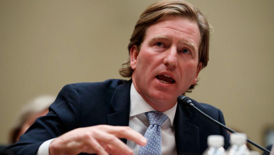 US-Cybersicherheitsagentur Christopher Krebs: Von Demokraten als auch von Republikanern gelobt, von Trump entlassen