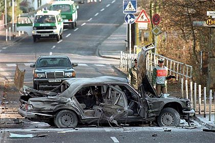 Tatort in Bad Homburg: Herrhausen-Witwe fordert weitere Ermittlungen