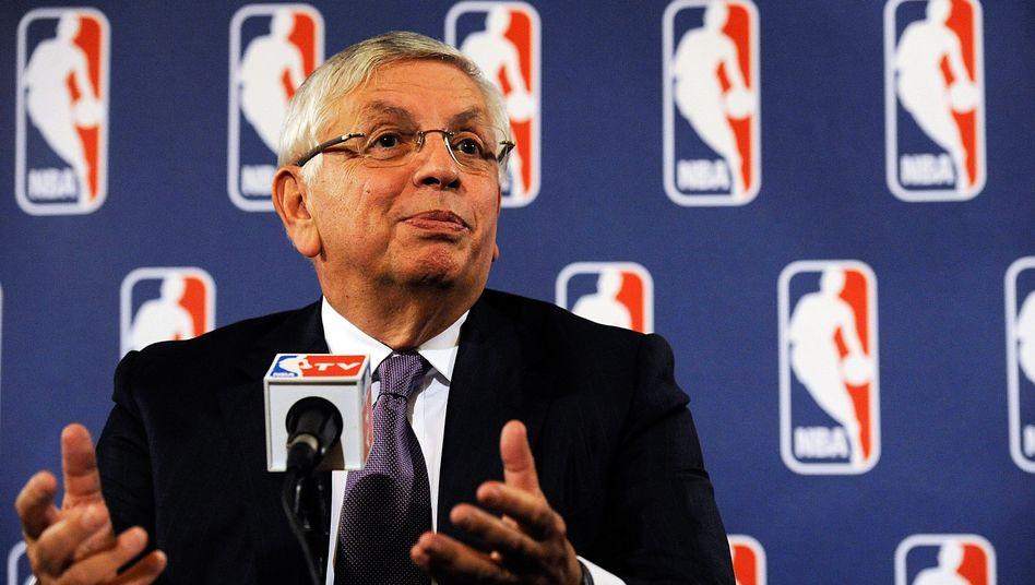 David Stern lenkte die NBA 30 Jahre lang