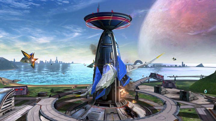"""Neues Nintendo-Spiel: So sieht """"Star Fox Zero"""" aus"""