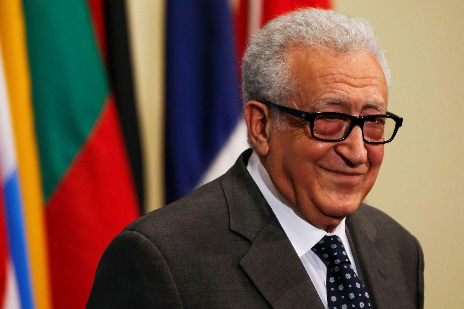 Algerien/Lakhdar Brahimi
