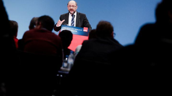 "GroKo-Abstimmung: ""Schlüsselmoment"" der SPD"