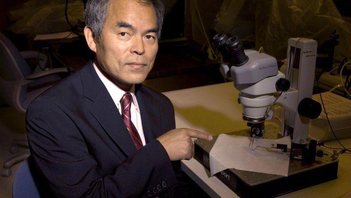 Physik-Nobelpreis: Jäger des blauen Lichts