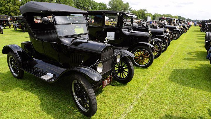 Autos aus Detroit: Die Ikonen der großen drei