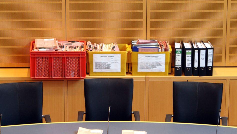 Prozessakten im Fall Jallow: Staatsanwaltschaft fordert Geldstrafe für Angeklagten