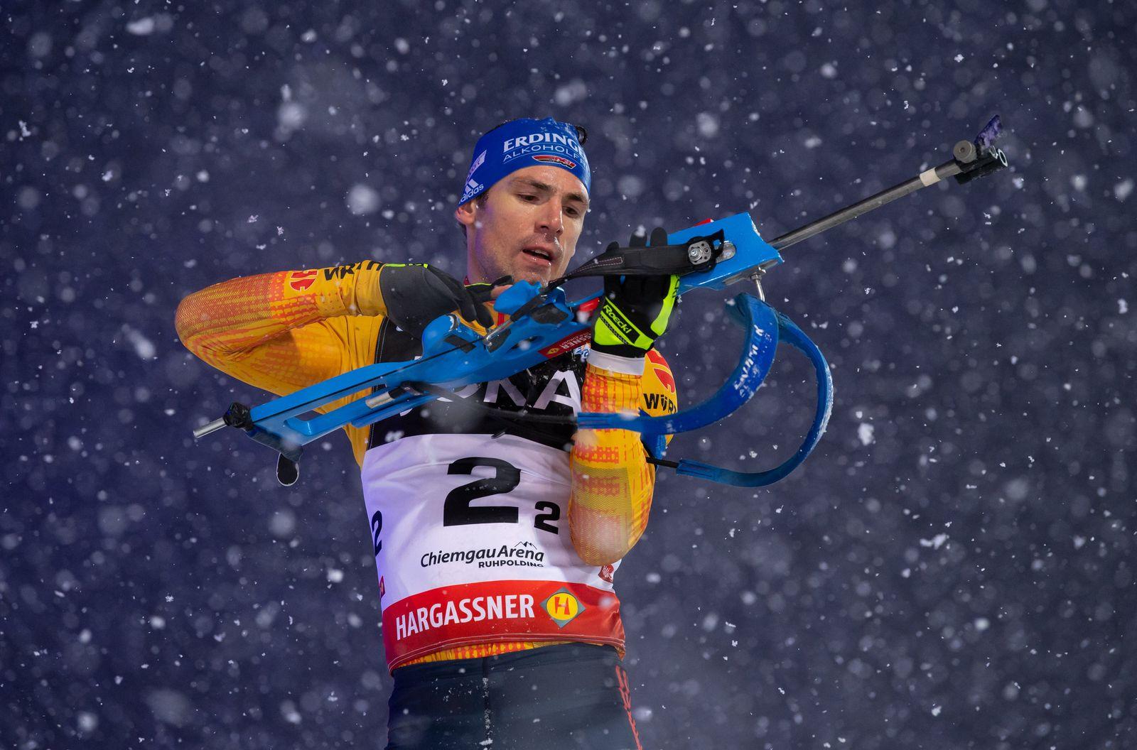 Ex-Weltmeister Schempp beendet Biathlon-Karriere