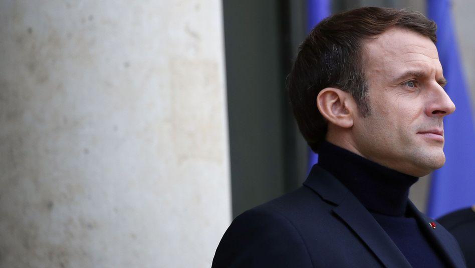 Emmanuel Macron: Seine Rentenreform liegt vor