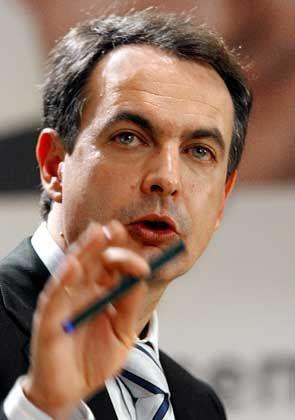 José Luis Rodríguez Zapatero: Friedensgespräche mit den Separatisten