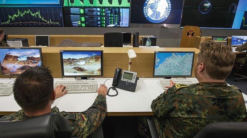 Cyberkommando der Bundeswehr: Wappnen für die Konflikte der Neuzeit
