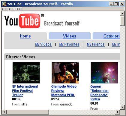 Videoplattform YouTube: Spaß mit Clips aus dem Netz