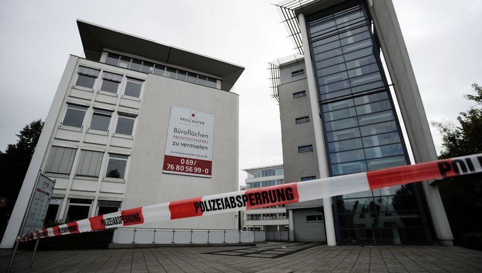 Tödliche Jobcenter-Attacke: Messerstecher war Kunde seines Opfers