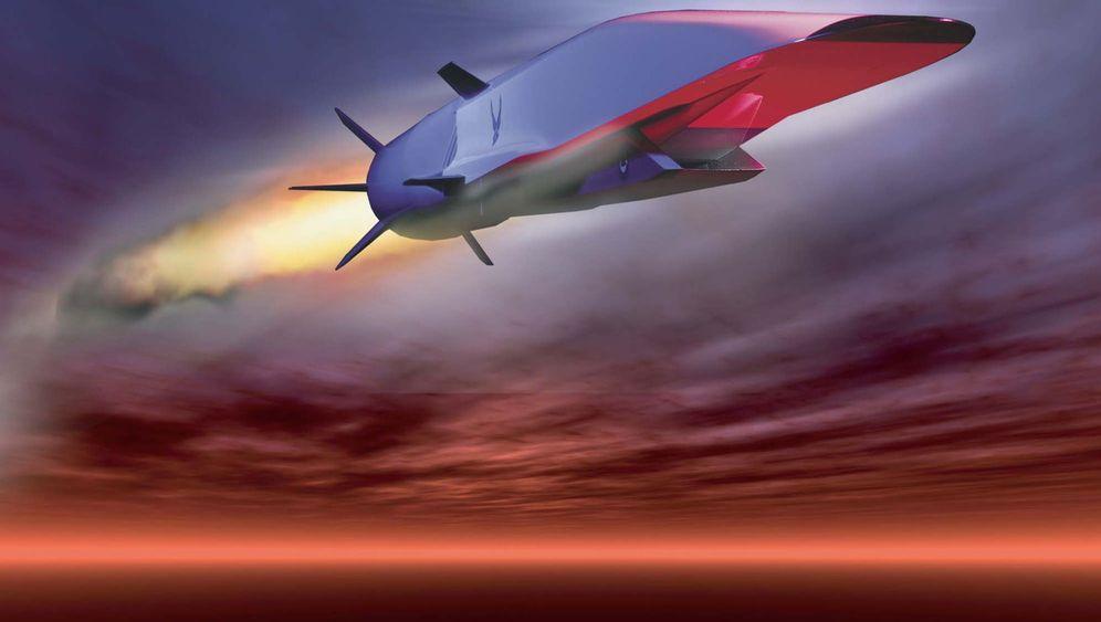 """""""X-51A"""": Hyperschall-Geschoss absolviert Erstflug"""