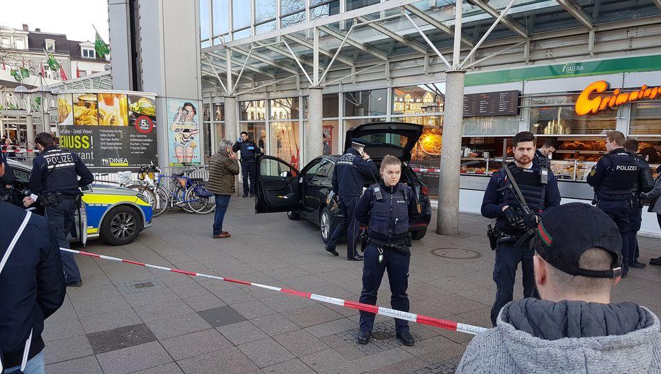 Tatort in Heidelberg