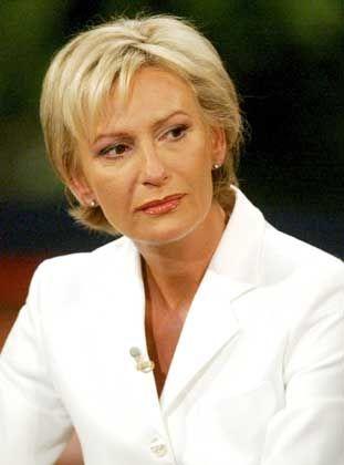 Sabine Christiansen: Öffentliche Bedürfnisanstalt