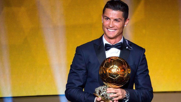 Ballon-d'Or-Verleihung: Ronaldo und der deutsche Abend