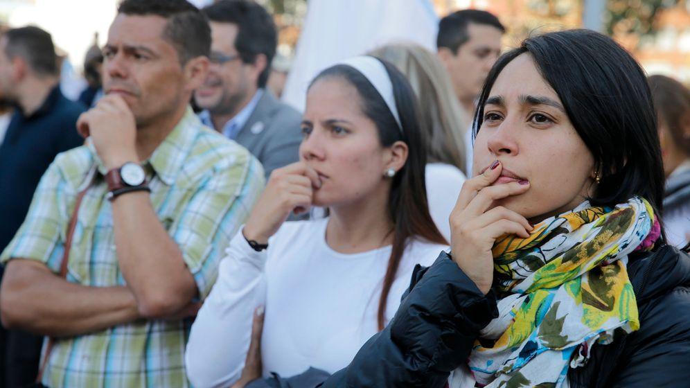 Kolumbien: Land in Schockstarre